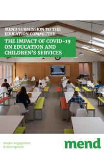 MEND Submission – Impact of COVID-19 on Education