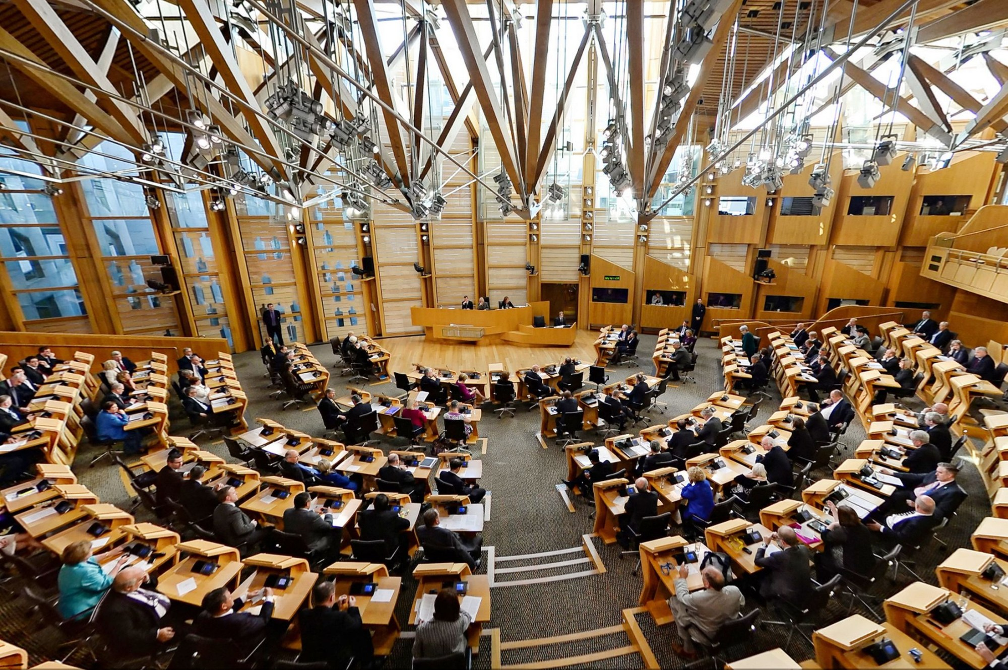 Scottish Government Hate Crime Bill Team: The meeting