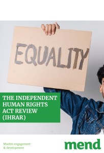 The Independent Human Rights Act Review (IHRAR)