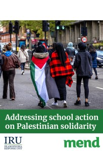 Addressing school action on Palestinian solidarity