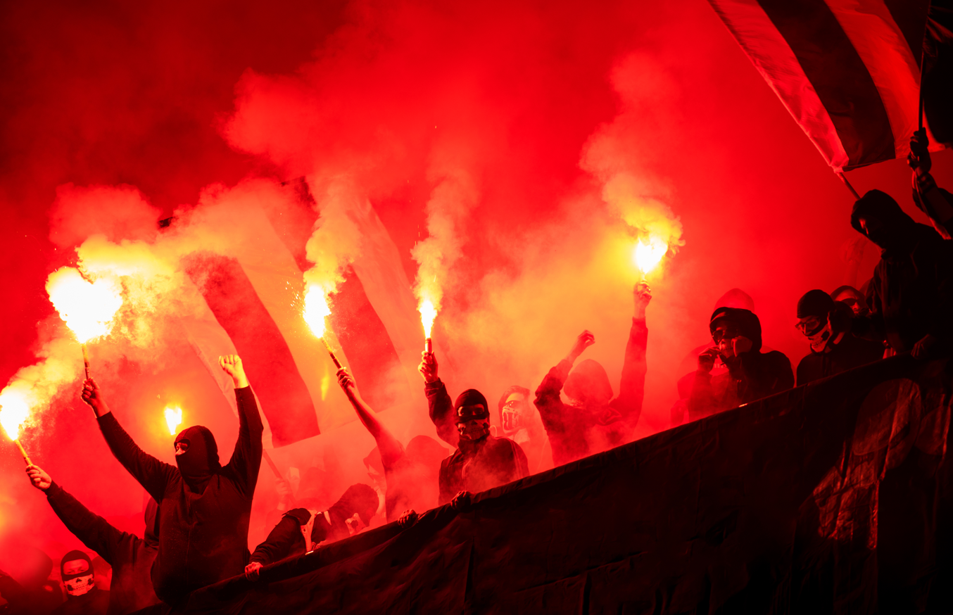 Racism of Hungarian Football Fans Reflects Europe-wide Xenophobia