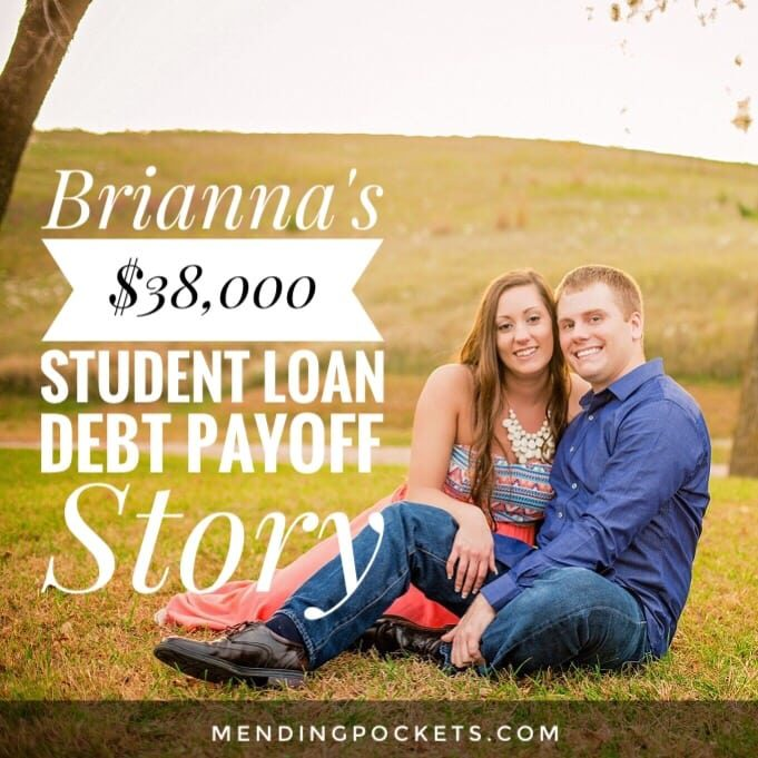 Brianna Paid Off $38,000 In Student Loans And Paid Cash
