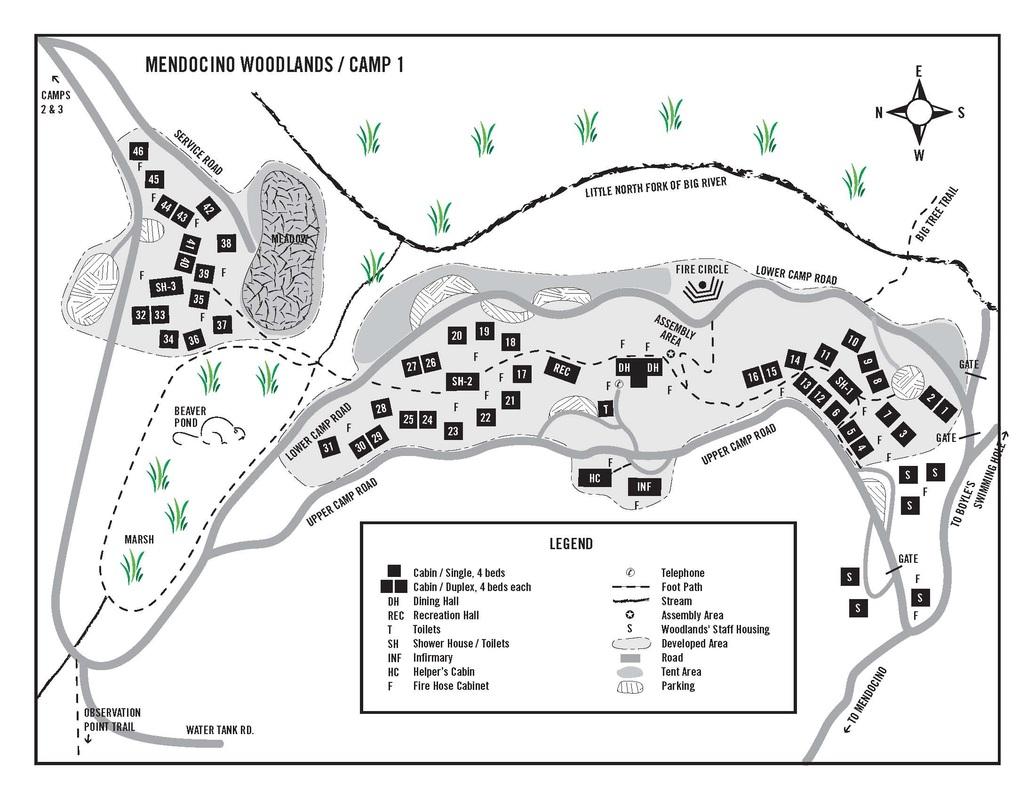 New Camper Information