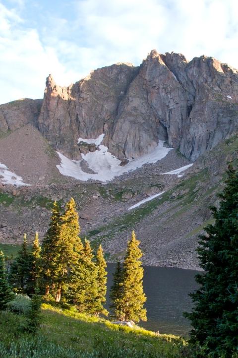 Devils Thumb Trail