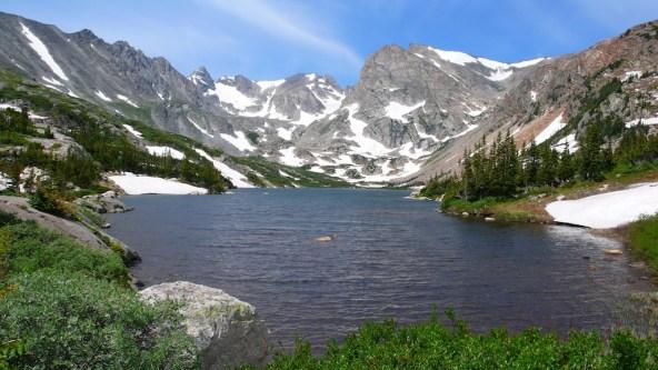 Lake Isabel Colorado Camping