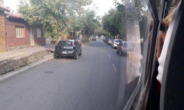 Quejas por las demoras en Alberdi y San Martín