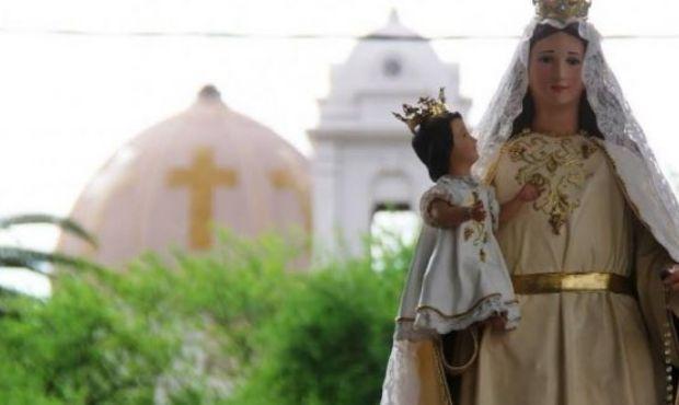 Los festejos por el Día de la Virgen de la Carrodilla