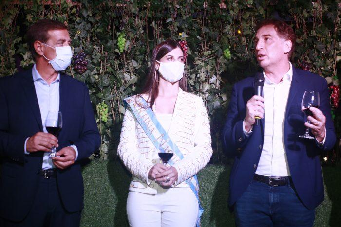 Suarez presentó el gran Punto Vendimia de Buenos Aires