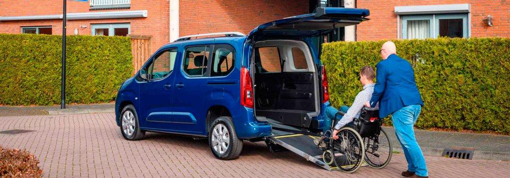 ribassati disabili auto Meneghello