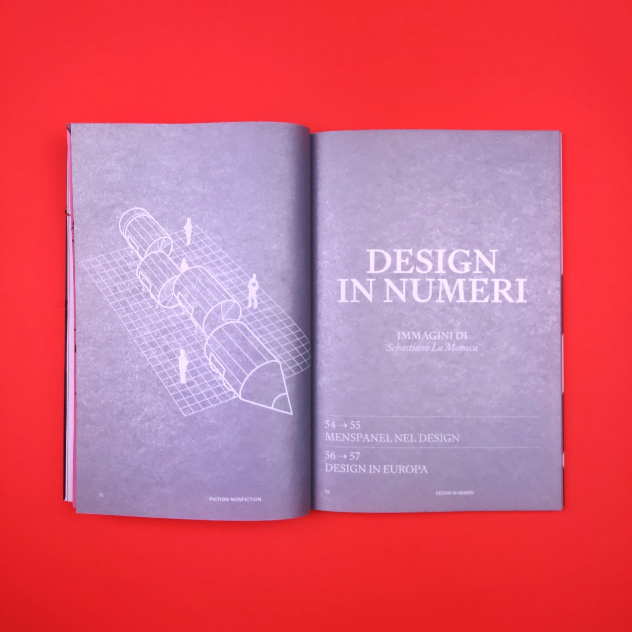 Design in numeri (infografiche)