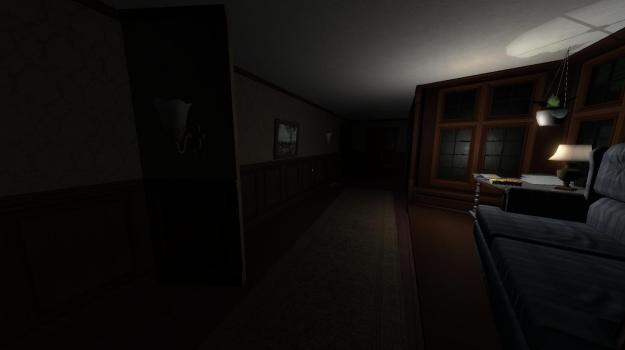 Introducing 'Dark House Simulator 2013'