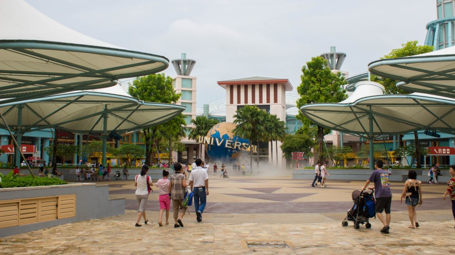 Universal Singapore. Not this time, but maybe next?