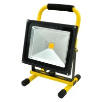 MengsLED  MENGS 30W Portable LED Rechargeable Flood ...