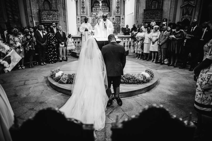 quinta da Torre Bella benção nupcial matrimonial na igreja da serra do pilar