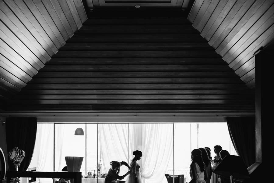 quinta da Torre Bella quarto da noiva nos preparativos suite do hotel the yeatman