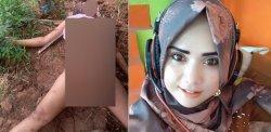 Sadis! Perempuan Cantik Diperkosa dan Dibunuh Ditiga Lokasi