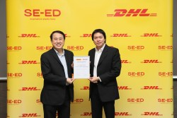 DHL eCommerce partners with SE-ED Book Center to provide greater choice and convenience for domestic delivery within Thailand
