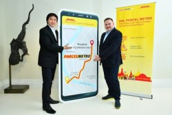DHL eCommerce launches same-day delivery in Thailand with DHL Parcel Metro