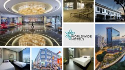 Launch of Worldwide Hotels Group, Singapore
