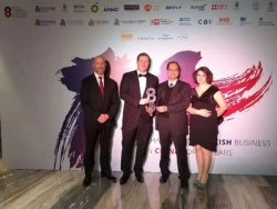 Teledyne e2v Beijing awarded for its innovative technical support of radiotherapy