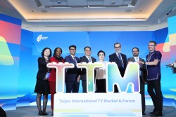 The Launch of 2019 Taipei International TV Market & Forum increases the international viability of Taiwan's original content