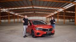 Honda City Hatchback RS meluncur ke Riau