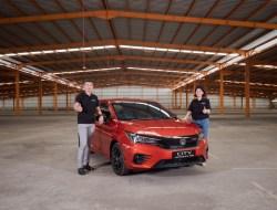 Honda City Hatchback RS Resmi Meluncur di Riau