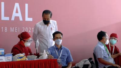 Vaksinasi Gotong Royong Mahal, UMKM Pilih Protokol Kesehatan Saja