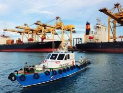 Pelindo 1 Pacu Bisnis Marine Service Lewat Kuala Tanjung PIE