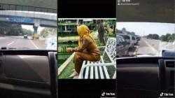Viral Video Istri Kejar Suami dan Pelakor ke Bandung