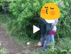 Viral Video Pasangan Sejoli Mesum di Kebun Teh Karanganyar