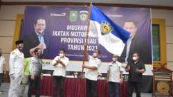 Agung Nugroho Kembali Terpilih Menjadi Ketua IMI Riau