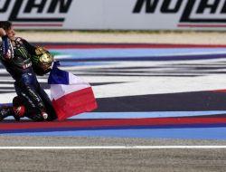 Fabio Quartararo Resmi Menyandang Juara Dunia MotoGP 2021