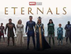 Film Eternals 2021 Resmi Dirilis, Yuk Nonton Disini