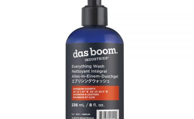 Das Boom Bourbon County Everything Wash Menkare Grooming