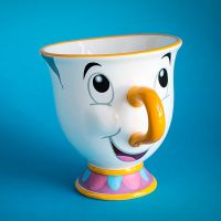 Chip Tea Cup: Disney Beauty & The Beast Coffee Mug | Menkind
