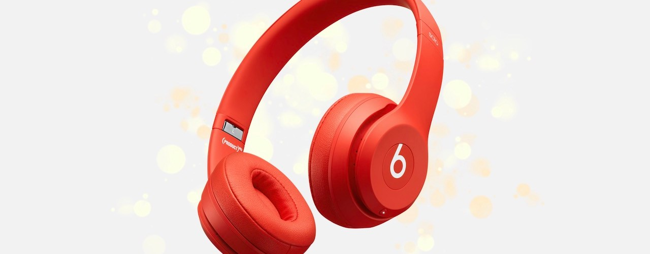 Beats Solo 3 Wireless 免費送!Apple優惠一日限定