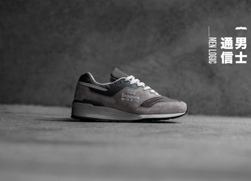 New Balance「Grey Day」美製997特別版 即日限定上架
