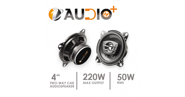 Four Way Car Audio Speaker IA-401