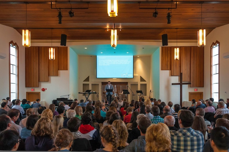 Church planting network celebrates opening of five more