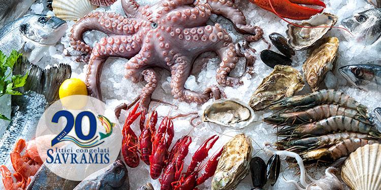 prodotti ittici Savramis