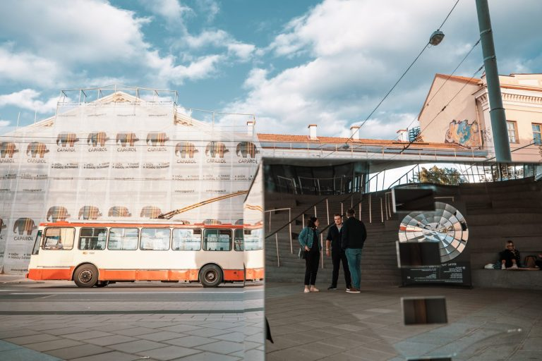 """""""Muzika erdvėje"""" 2021 launches a competition for concepts of works"""
