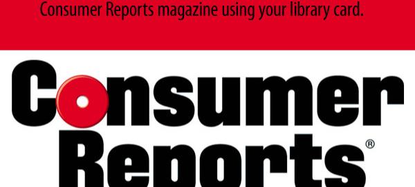 Consumer Reports ad