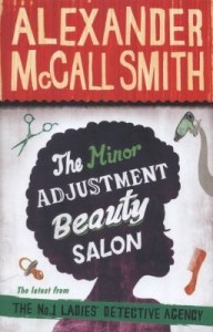 The Minor Adjustment Beauty Salon book cover