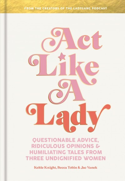 Act Like a Lady book cover