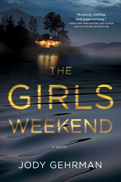 The Girls Weekend book cover