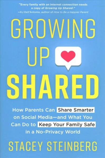 Growing Up Shared book cover