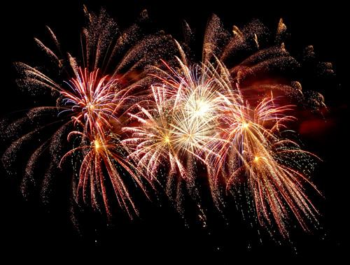 fireworks for blog
