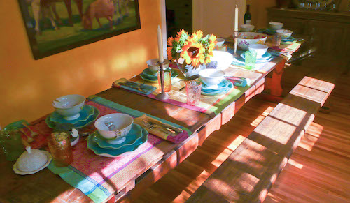 Holiday Table © lynette sheppard