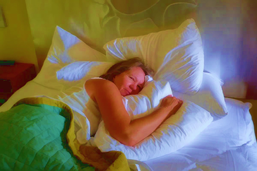 Finally! Natural Relief for Insomnia